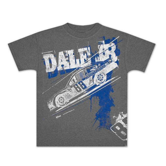 Hendrick Motorsports Dale Jr #88 National Guard Youth Injector T-shirt