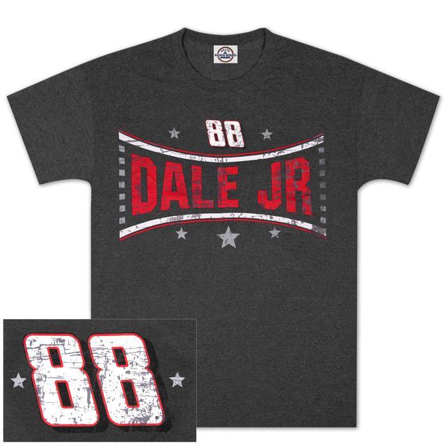 Hendrick Motorsports Dale Jr #88 Stars T-shirt