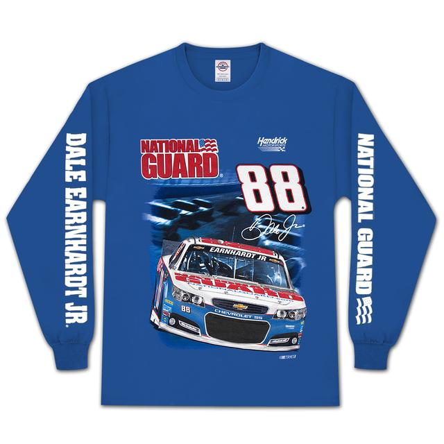 Hendrick Motorsports Dale Jr #88 National Guard High Groove T-shirt