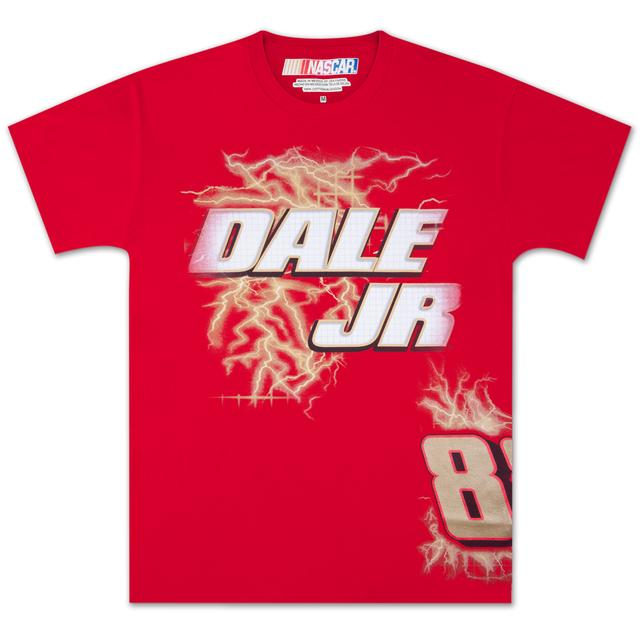 Hendrick Motorsports Dale Jr. National Guard Electric T-shirt