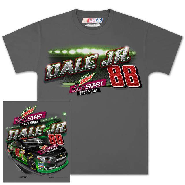 Hendrick Motorsports 2014 Dale Jr. Adult Kickstart T-Shirt
