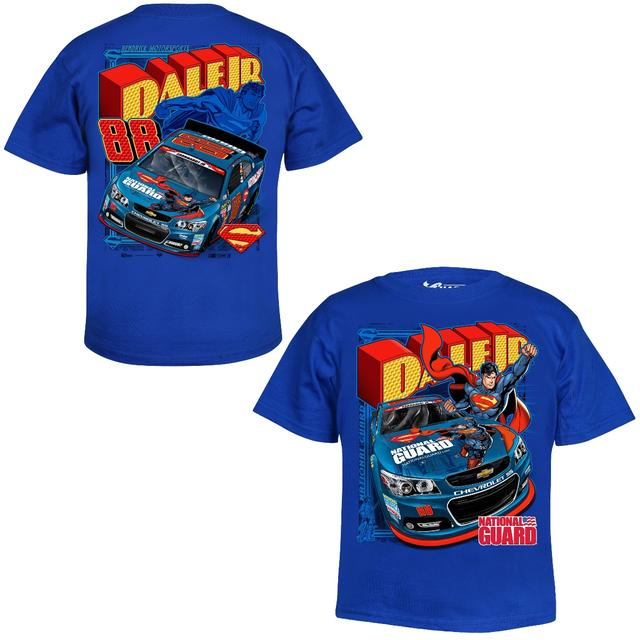 Hendrick Motorsports Dale Jr. - 2014 Youth Superman Tee