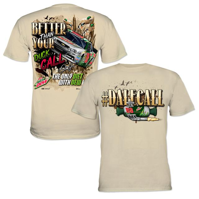 Hendrick Motorsports Dale Jr. #88 -Dale Call Tee T-shirt