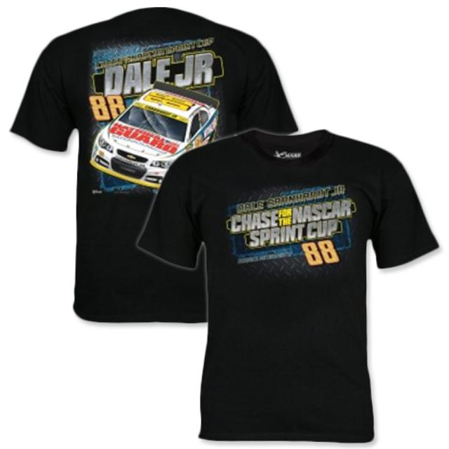 Hendrick Motorsports Dale Jr. - National Guard Nascar Chase for the Sprint Cup Tee