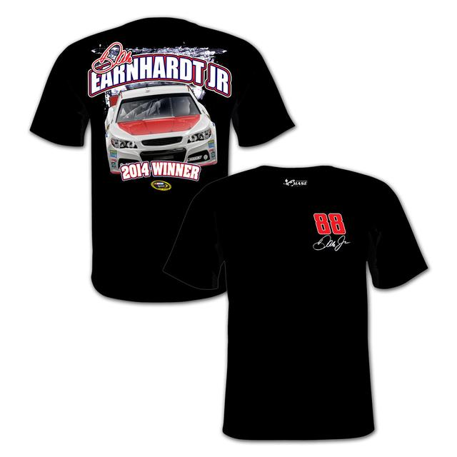 Hendrick Motorsports Dale Earnhardt, Jr. #88 2014 Martinsville Race Winner T-shirt