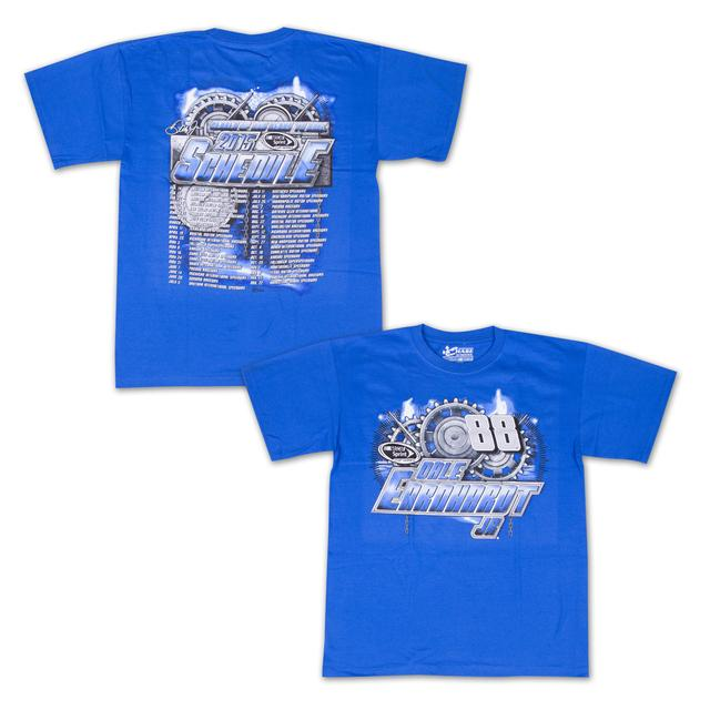 Hendrick Motorsports Dale Jr. - Chase Authentics 2015 Schedule Tee