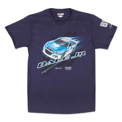 Hendrick Motorsports Dale Jr.  - Warp Drive T-shirt by The Game