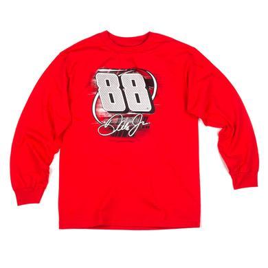 Hendrick Motorsports Dale Earnhardt, Jr. #88 Axalta Vortex L/S T-Shirt
