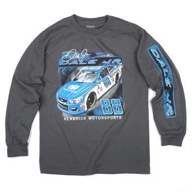 Hendrick Motorsports Dale Earnhardt, Jr. #88 Velocity L/S T-Shirt