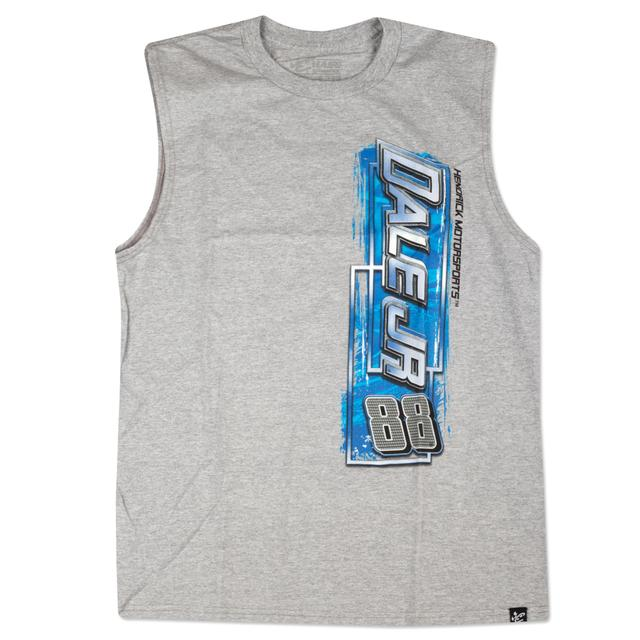Hendrick Motorsports Dale Jr. 2015 Adult Wedge Sleeveless T-shirt