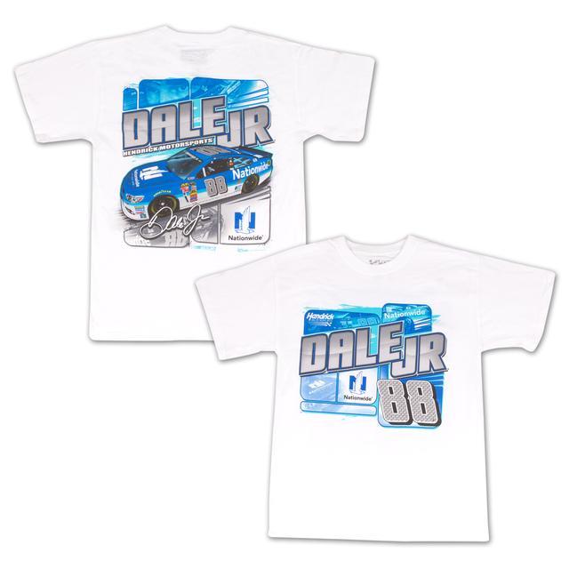 Hendrick Motorsports Dale Jr. Nationwide Adult Draft T-shirt