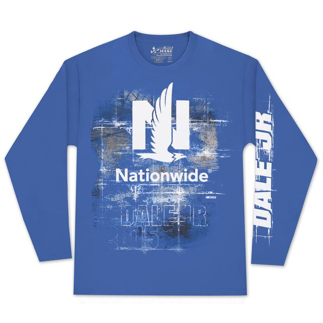 Hendrick Motorsports Dale Jr. #88 Nationwide Long Sleeve T-Shirt