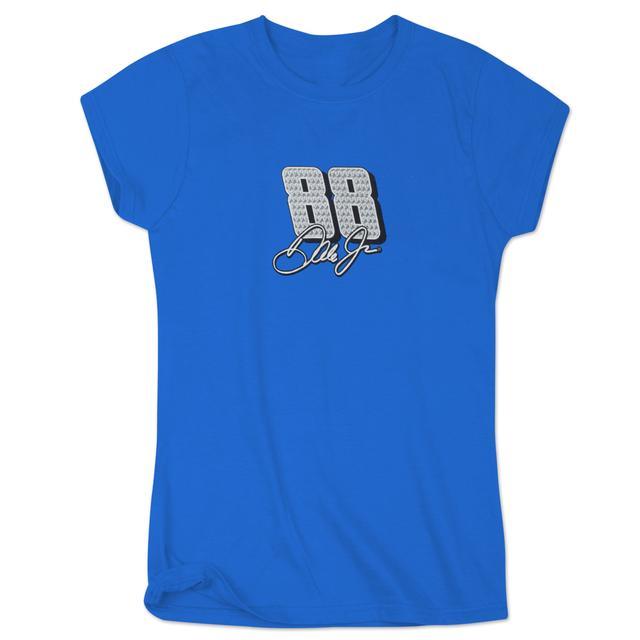 Hendrick Motorsports Dale Earnhardt, Jr. #88 Ladies Rapid T-Shirt