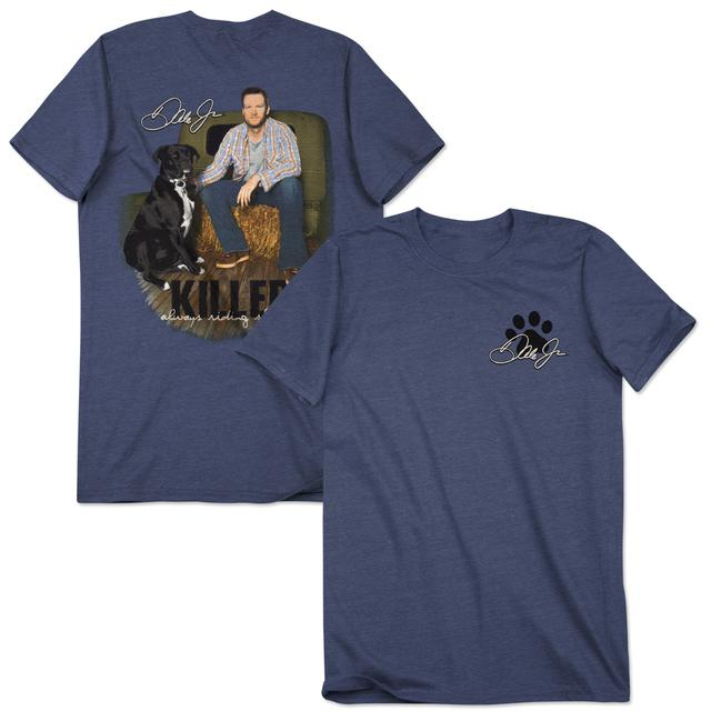 Hendrick Motorsports Dale Jr. Killer Always Riding Shotgun T-Shirt