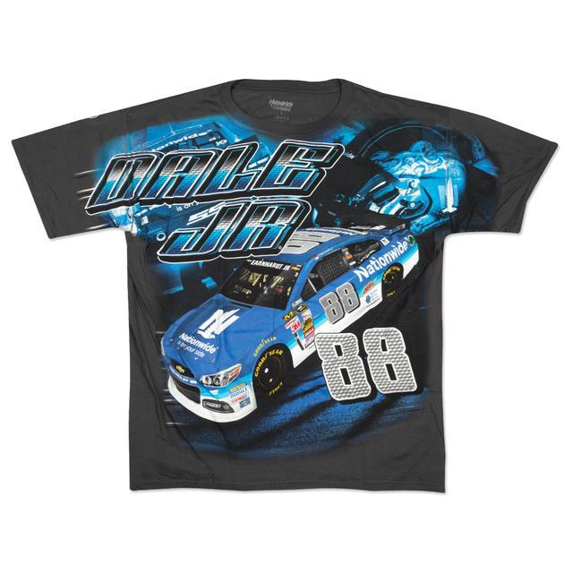 Hendrick Motorsports Dale Jr. Nationwide Total Print T-Shirt