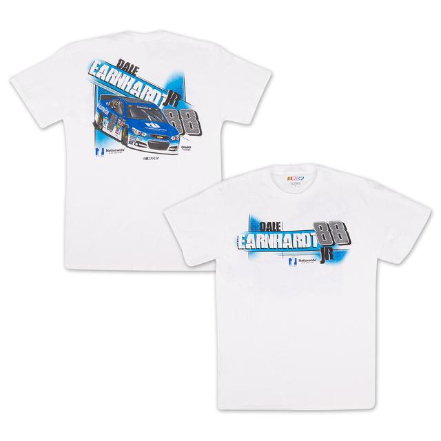 Hendrick Motorsports Dale Jr. #88 Down the Line T-Shirt