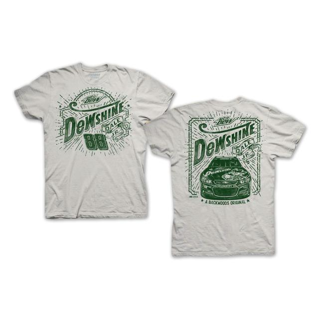 Hendrick Motorsports Dale Jr. DEW Shine Graphic T-Shirt