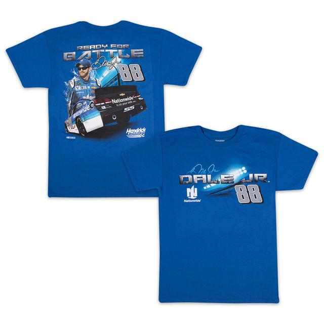 Hendrick Motorsports Dale Jr. #88 Men's Light 'Em Up T-Shirt