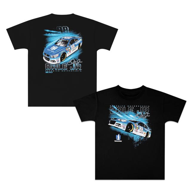 Hendrick Motorsports Dale Jr. #88 Youth Grandstand T-Shirt