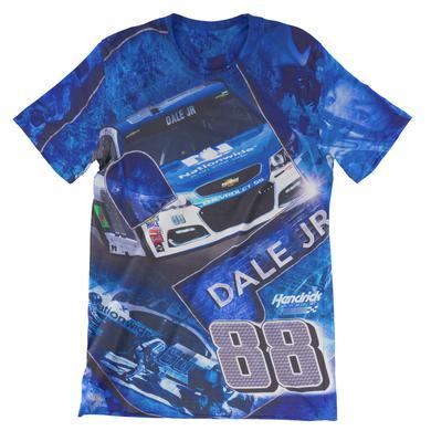 Hendrick Motorsports Dale Earnhardt Jr Total Print T-shirt