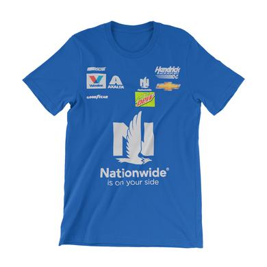 Hendrick Motorsports Dale Earnhardt Jr #88 2017 Youth Uniform T-shirt