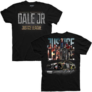 Hendrick Motorsports Dale Jr JL All Character T-shirt