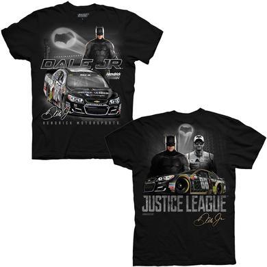 Hendrick Motorsports Dale Jr JL Batman T-shirt