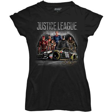 Hendrick Motorsports Dale Jr Ladies JL All Character T-shirt