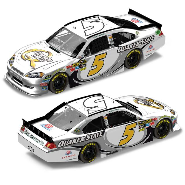 Hendrick Motorsports Kasey Kahne Quaker State 1:24 Scale Frost DieCast