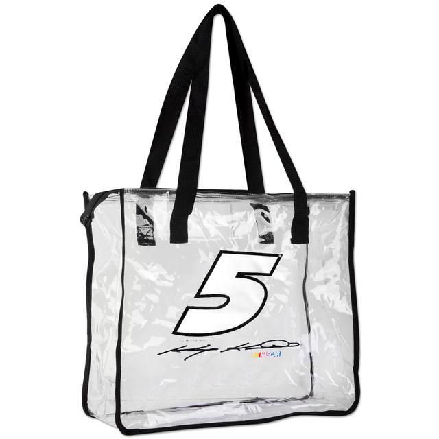Hendrick Motorsports Kasey Kahne #5 Clear Tote Bag