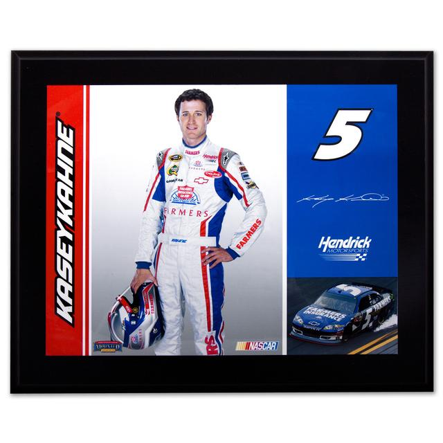 "Hendrick Motorsports Kasey Kahne #5 Driver 10""x 13"" Plaque"
