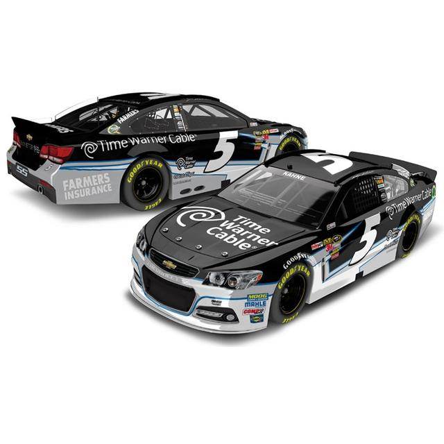 Hendrick Motorsports Kasey Kahne 2013 Time Warner Cable 1:24 Scale diecast HOTO