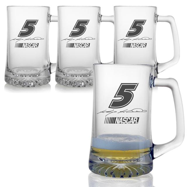 Hendrick Motorsports Kasey Kahne 25oz Sports Mug - Set of 4