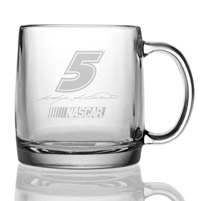 Hendrick Motorsports Kasey Kahne 13oz Etched Coffee Mug