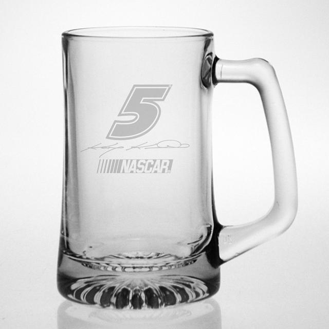 Hendrick Motorsports Kasey Kahne 15oz Etched Tankard Glass