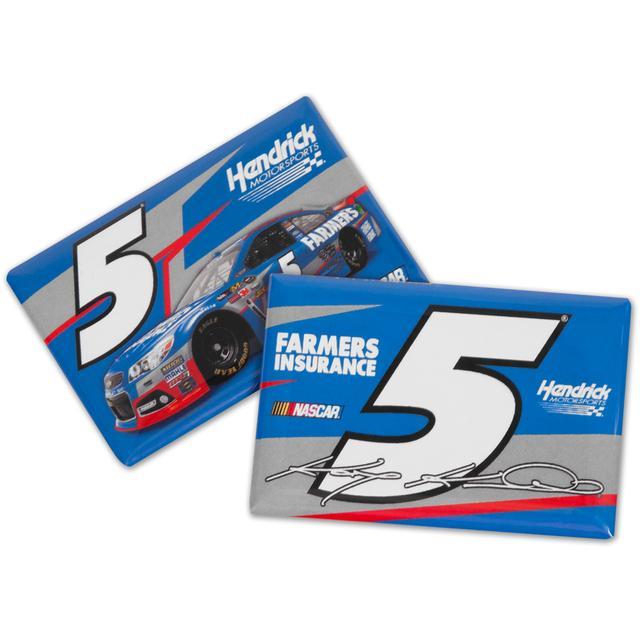 "Hendrick Motorsports Kasey Kahne Farmers 2-Piece 2x3"" Magnets"
