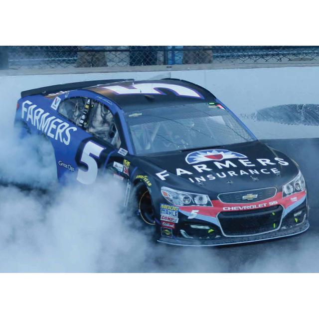 Hendrick Motorsports Kasey Kahne #5 2017 INDIANAPOLIS Race Victory 1:24 Scale Diecast