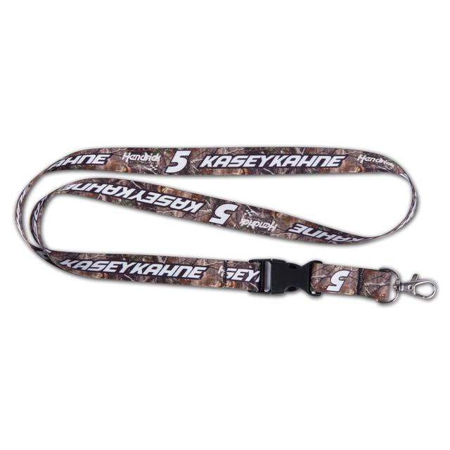 Hendrick Motorsports Kasey Kahne-2014 ¾ lanyard with detachable buckle