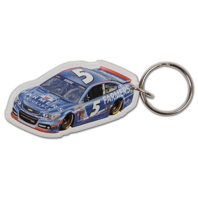 Hendrick Motorsports Kasey Kahne-2014 Premium acrylic mirrored key ring