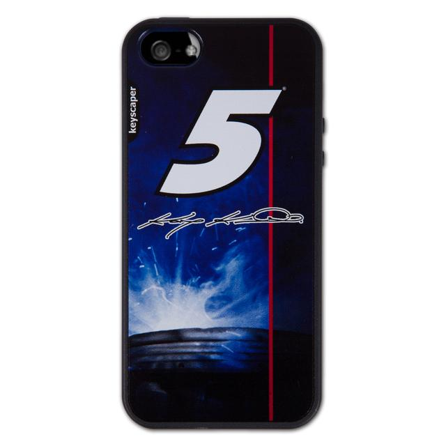 Hendrick Motorsports Kasey Kahne #5 Farmer's Insurance iPhone 5/5S Rugged Case