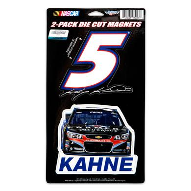 "Hendrick Motorsports Kasey Kahne 2 Pack Magnet 5"" x 9"""
