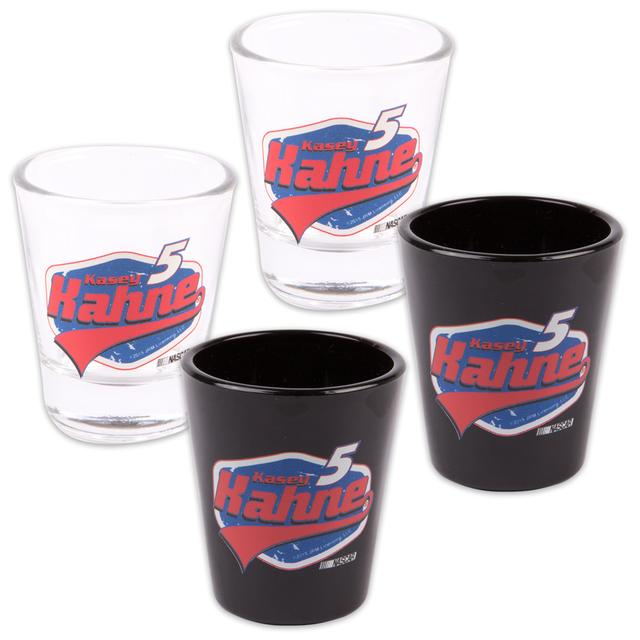Hendrick Motorsports Kasey Kahne Shot Glass Set