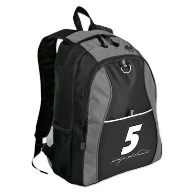 Hendrick Motorsports Exclusive Kasey Kahne #5 Signature Backpack