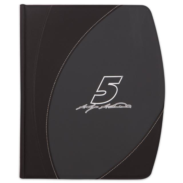 Hendrick Motorsports Kasey Kahne #5 Signature Notebook