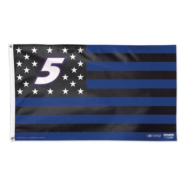 Hendrick Motorsports Kasey Kahne #5 Stars and Stripes 3' X 5' Deluxe Flag