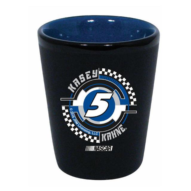 Hendrick Motorsports Kasey Kahne #9 2oz. Ceramic Collector -2Tone