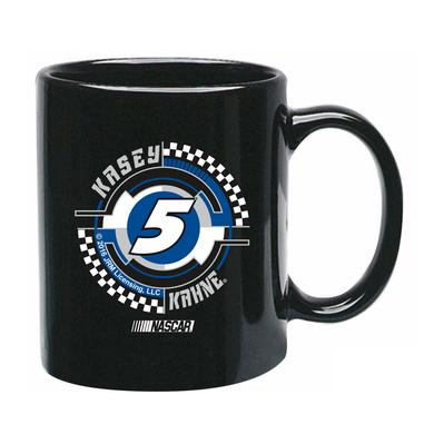 Hendrick Motorsports Kasey Kahne #9 C-Handle Mug Black