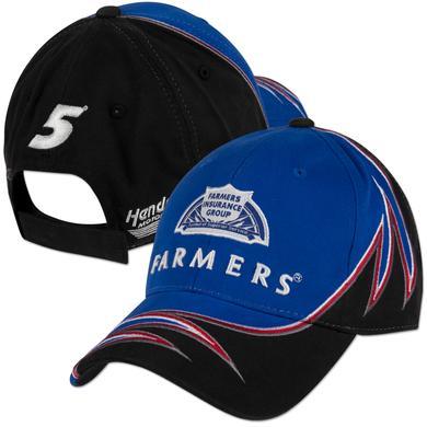 Hendrick Motorsports Kasey Kahne #5 Farmers Element Hat
