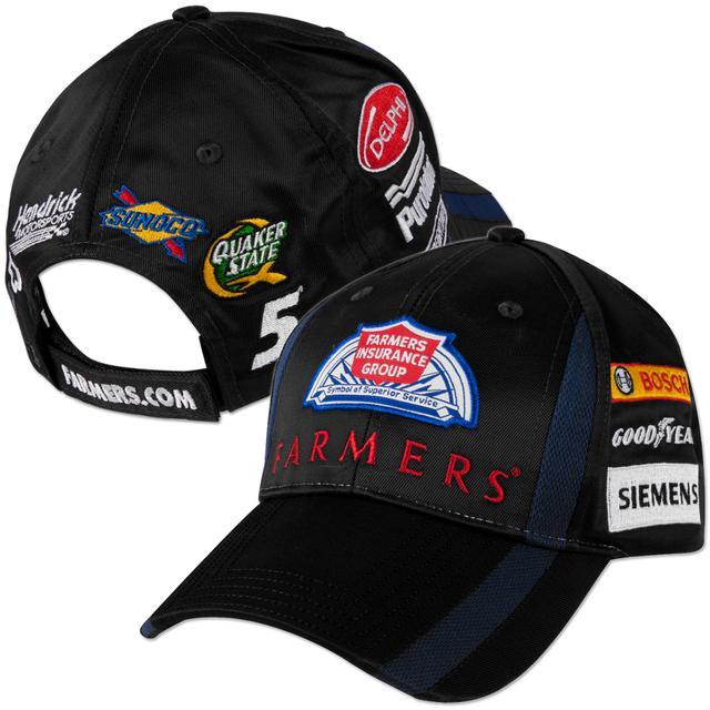 Hendrick Motorsports Kasey Kahne #5 Farmers Replica Uniform Hat