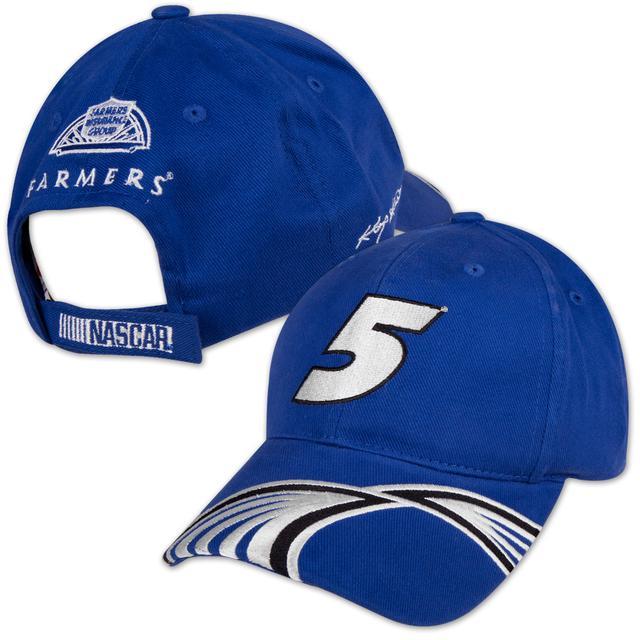 Hendrick Motorsports Kasey Kahne #5 Farmers Speed Slot Adjustable Hat